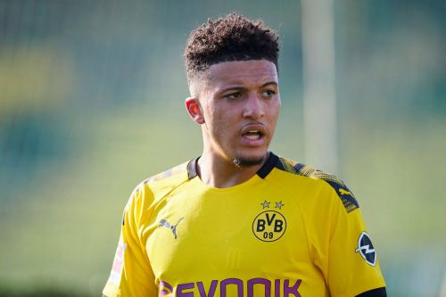 Borussia Dortmund chief tells Manchester United that Jadon Sancho will not be sold