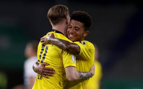 Marco Reus speaks out on Jadon Sancho's future as Manchester United prepare final bid
