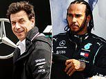Toto Wolff reveals he is considering stepping down from role as Mercedes team principal