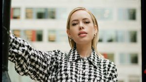 Tanya Burr on acting, her hopes for women in film and why 'driven' shouldn't be a dirty word