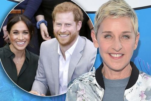Ellen DeGeneres claims Harry and Meghan Markle are 'attacked for everything they do'