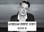 Macaulay Culkin joins American Horror Story's 10th season alongside Kathy Bates and Sarah Paulson