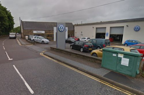 Probe launched after £60K worth of luxury cars stolen from showroom in Moray