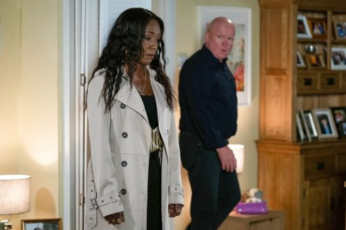 EastEnders spoilers: Denise Fox joins forces with Phil Mitchell to save Raymond Dawkins from Ellie Nixon?
