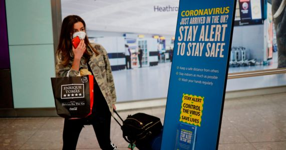 Canary Islands, Denmark, Mykonos and Maldives taken off travel quarantine list