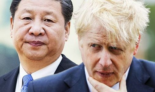Careful Boris! PM faces huge China challenge as Tory MP issues Brexit trade deal warning