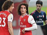 Matteo Guendouzi 'has ignored pleas from David Luiz to be more professional after Dubai bust up