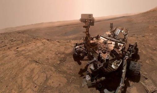 NASA Curiosity Rover completes 3,000 Martian days on Mars