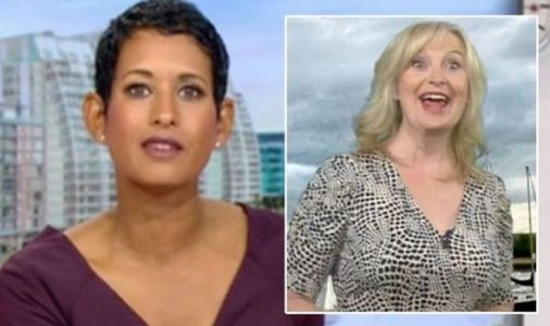 Naga Munchetty snaps at Carol Kirkwood as she gets BBC host's name wrong: 'Get it right!'
