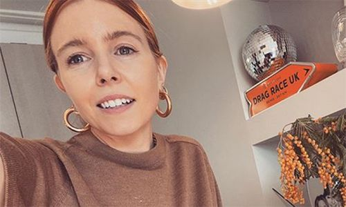 Stacey Dooley shows off incredibly chic living room decor - and we're obsessed!