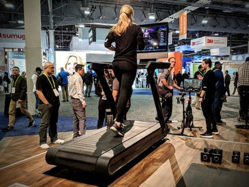 Peloton confirms plans to roll out a cheaper version of its $4,000 treadmill as it looks to replicate the success of its high-tech indoor fitness bike