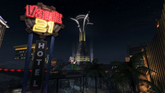 This mod brings Fallout New Vegas to Fallout 4
