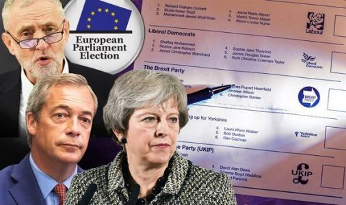 European elections LIVE: Expats furious at postal votes mix-up