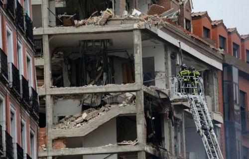 Madrid Explosion: At Least Two Dead In City Centre Blast