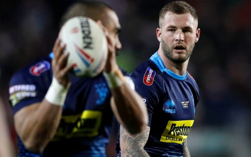 Zak Hardaker shock inclusion in 24-man Great Britain squad for tour of New Zealand and Papua New Guinea
