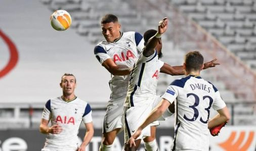 Tottenham player ratings vs Antwerp: One flop gets a 4 as Spurs fall to disappointing loss