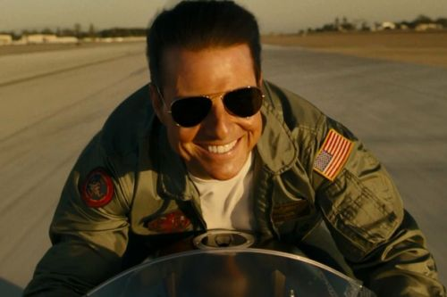 When is Top Gun: Maverick released in the UK?