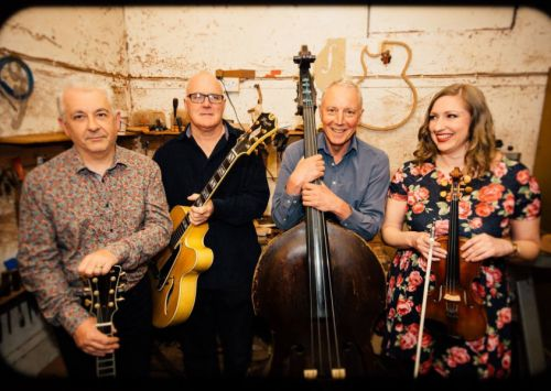 Latest Linlithgow Jazz offering Rose Room set to be blooming marvellous