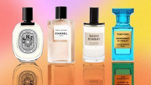 Fancy a dip? These fragrances offer the perfect dose of escapism and transport us to exotic locations