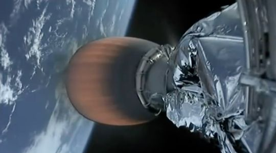 SpaceX swaps upper stage for next Falcon 9 launch