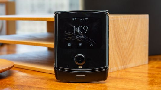 Motorola Razr at Rs 1,24,999 is outrageous for you to even care about it