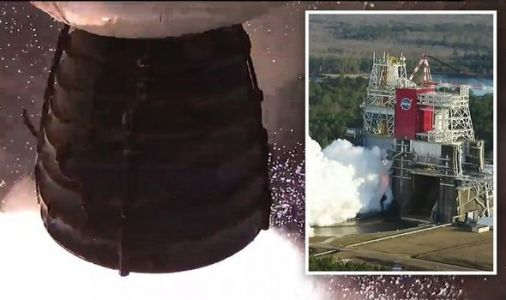 NASA SLS rocket is in 'excellent condition' after weekend's hot fire test abort