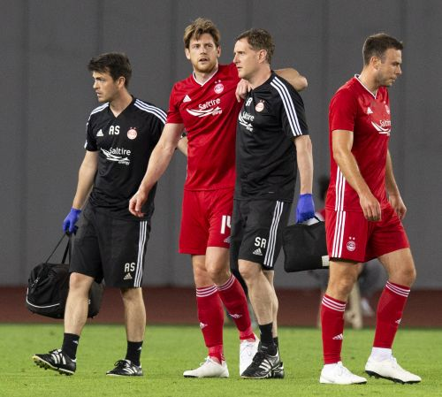 Taylor: Aberdeen have silenced those who questioned team's big game mentality