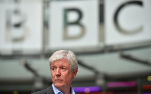 BBC director-general Tony Hall apologises for news report's use of racist slur