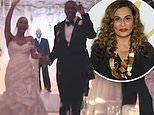Tina Knowles celebrates Beyonce and Jay-Z's 12th anniversary with a photo from their wedding
