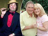 Eddie Large's grieving widow 'heartbroken' that she was banned from being with him in final moments
