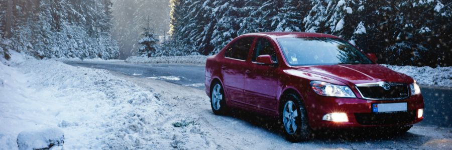 Nine in ten British drivers don't change their tyres over in winter and summer