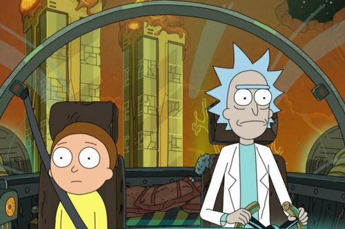 Who are the voice actors in Rick and Morty vs Genocider and how can you watch the spin-off?