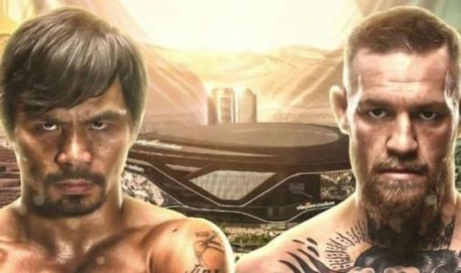 Conor McGregor vs Manny Pacquiao targeted for 2021 as UFC star eyes boxing return
