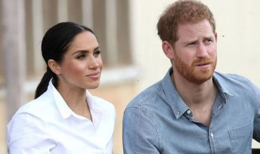 Prince Harry and Meghan Markle's 'royal sellout' threatens to doom Prince William's reign