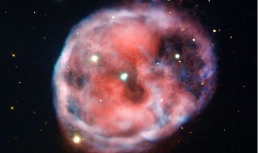 Space news: ESO unveils new eerie image of Skull Nebula