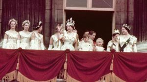 Queen Elizabeth's coronation shoes included an important symbol