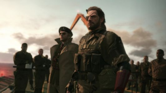 Metal Gear Solid movie to star Oscar Isaac as Solid Snake