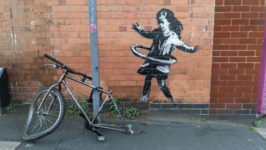 Banksy: Is this Nottingham street art by the mystery artist?