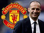 Max Allegri confirms he's learning English amid speculation Man Utd want him as next boss