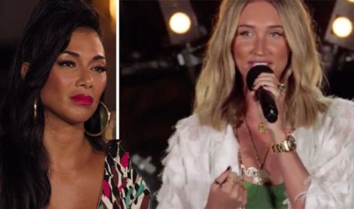 X Factor Celebrity: Megan McKenna performance leaves viewers confused