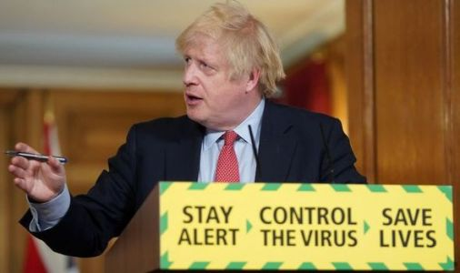 Boris Johnson announces new lockdown rules allowing six people to gather from Monday