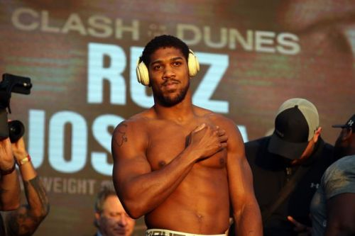 Anthony Joshua's weight loss explained ahead of Andy Ruiz Jr rematch