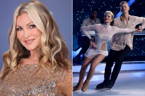 Caprice hints she's quit Dancing on Ice after 'parting ways' with partner Hamish