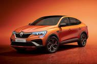 New Renault Arkana coupe-SUV set for 2021 UK launch