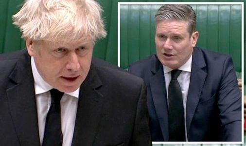 PMQs LIVE: Boris Johnson faces brutal Commons grilling after private text messages leaked