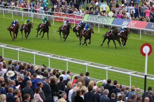 Win big with this tasty treble on day two of the Ebor Festival at York