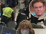 Dr. Oz talks to GMA about heroic CPR save at Newark Airport: 'I had to roll him onto his back'