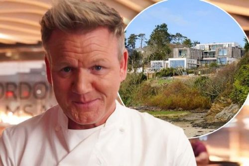 Gordon Ramsay angers Cornwall locals who want to run him out of £4m second home