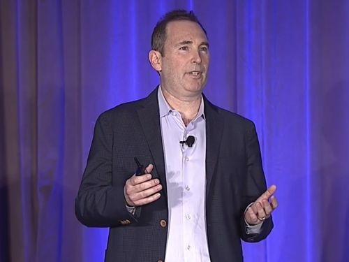Amazon cloud CEO Andy Jassy says the company feels strongly that the $10 billion JEDI cloud contract 'was not adjudicated fairly' because of political interference