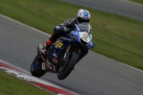 Rory finishes British Supersport Championship with a flourish